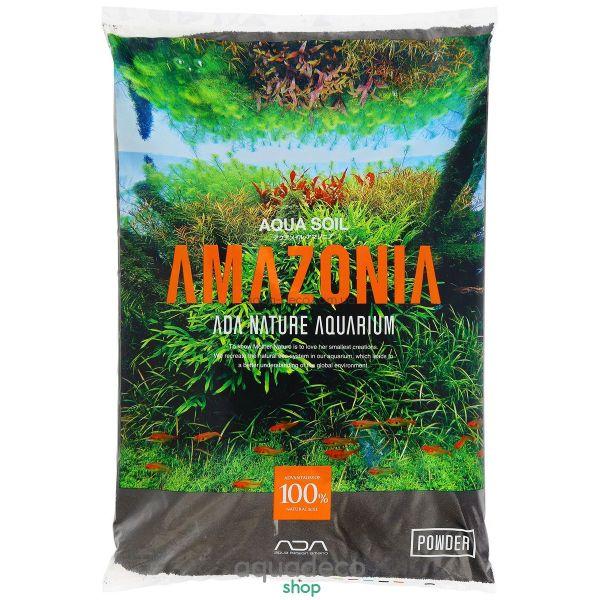 ADA Aqua Soil Powder - Amazonia 9l Питательный субстрат для аквариумов 104-041 - aqua-deco.com.ua