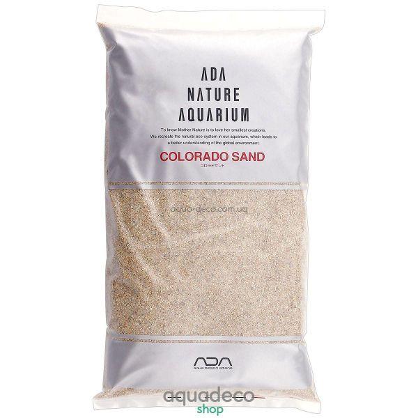 ADA Colorado sand 2kg Декоративный песок 106-507 - aqua-deco.com.ua