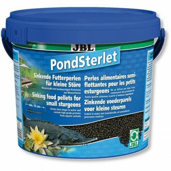 JBL PondSterlet корм для прудовых рыб, 1 л