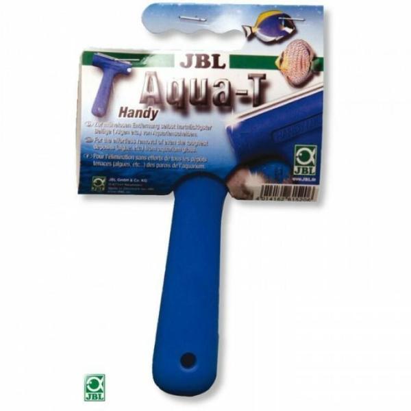 Скребок с лезвием из нержавеющей стали JBL Aqua-T Handy для стёкол: купить в Киеве