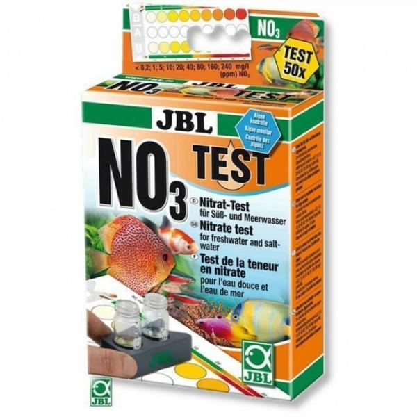 Экспресс-тест JBL NO3 Nitrate Test для определения содержания нитратов в прудах