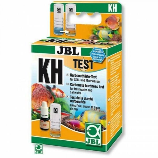 JBL Test Set КН, тест на карбонатную жесткость.