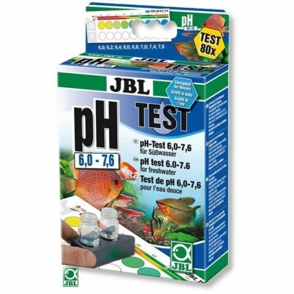 Экспресс-тест JBL pH 6