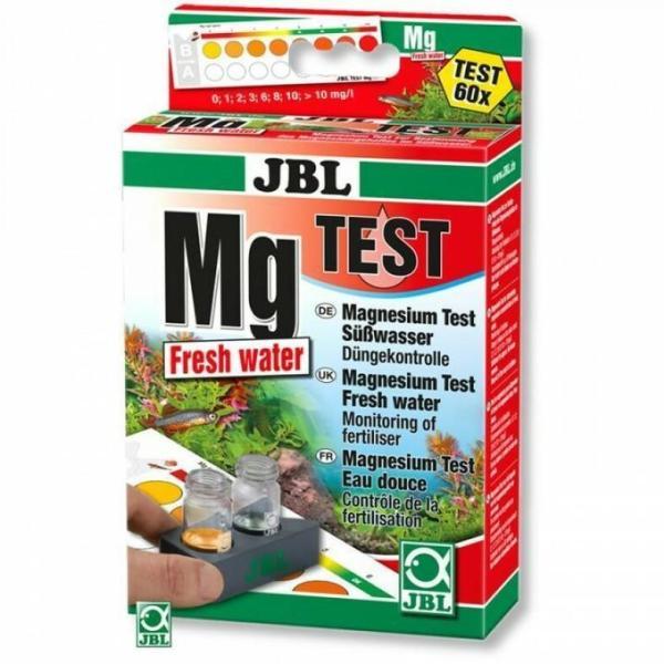JBL Mg Test Set Freshwater, тест на Магний для пресной воды.