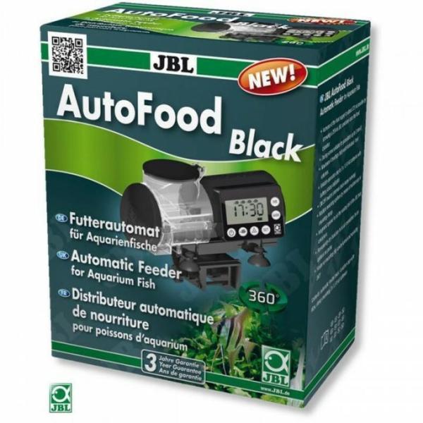 Автоматическая кормушка JBL AutoFood BLACK для аквариумных рыб