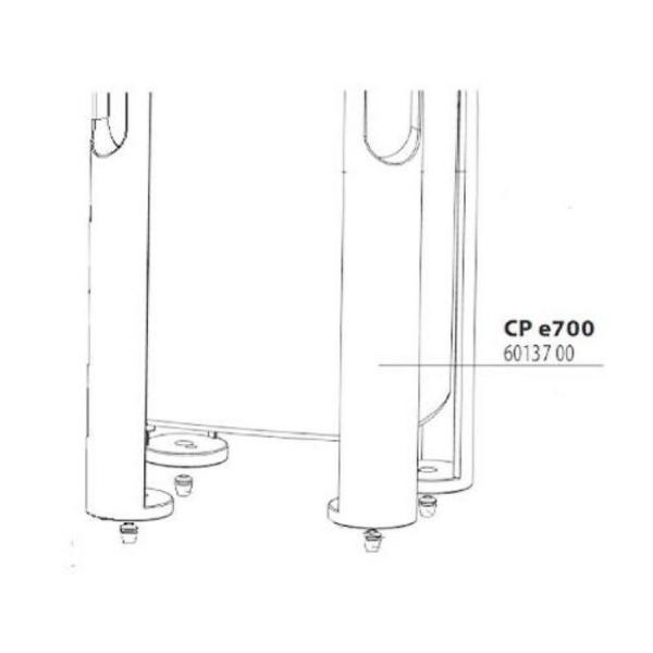 JBL Запасная часть подставка для корпуса е700.