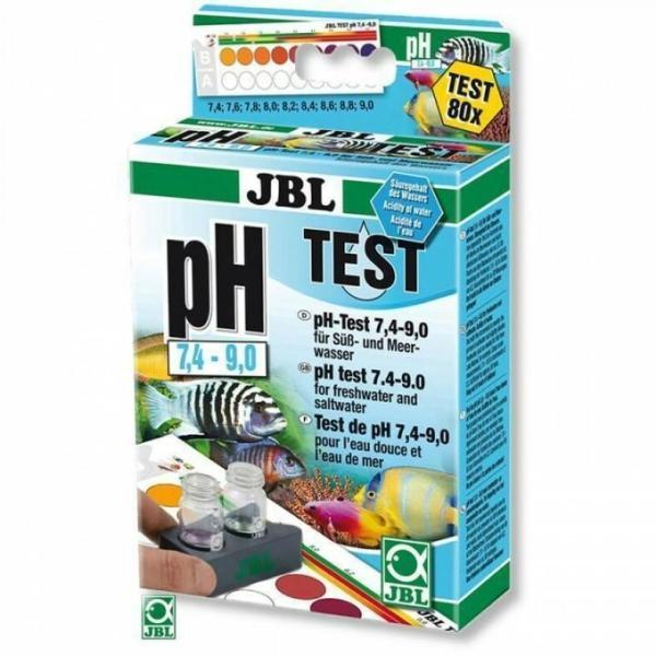 Экспресс-тест JBL pH 7