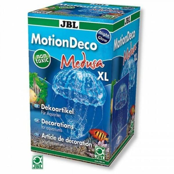 JBL MotionDeco Medusa XL медуза большая голубая, силикон.