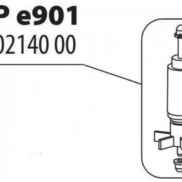 Запасная часть JBL ротор с керамическим стержнем СР (е901).: купить в Киеве