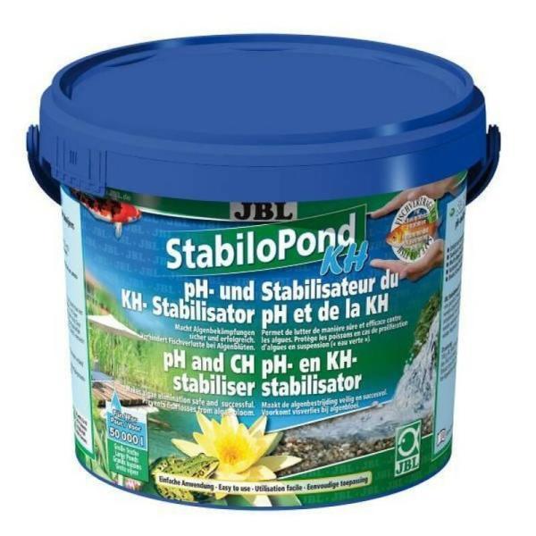 Стабилизатор pH JBL StabiloPond KH для пруда