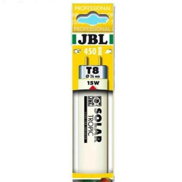 JBL Лампа Аквариумная SOLAR TROPIC T8 15 Вт, 438мм (4000K)