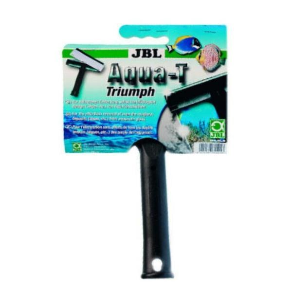 Скребок с лезвием и резиновым сгоном JBL Aqua-T Triumph: купить в Киеве