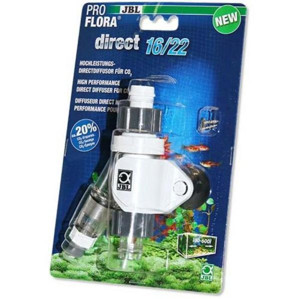 Эффективный непосредственный диффузор JBL ProFlora Direct 16/22 для CO2: купить в Киеве