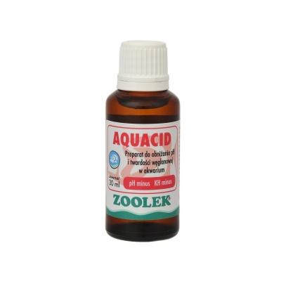 Снижение PH KH ZOOLEK Aquacid  (ZL0131) 0131 aquacid 30ml AquaDeco Shop