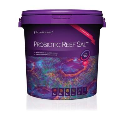 Соль рифовая с пробиотиками AQUAFOREST Probiotic Reef Salt  (730051) 730051 AquaDeco Shop