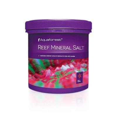 Соль не содержащая (NaCl) хлорид натрия AQUAFOREST Reef Mineral Salt  (730327) 730327 AquaDeco Shop