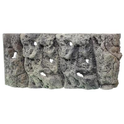 Фон модульный limestone комплект для аквариума ATG LINE  (LM100X40SET) LM100X40SET AquaDeco Shop