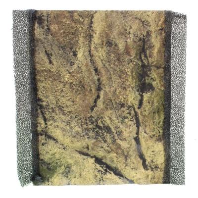Фон плоский скала без сетки для аквариума ATG LINE  (PL20x25)  AquaDeco Shop