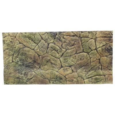 Фон плоский скала для аквариума, террариума ATG LINE  (PLPU100x50)  AquaDeco Shop