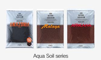 ADA Aqua Soil субстраты для аквариума