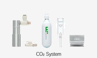 ADA CO2 System системі для подачи СО2 в маленький аквариум