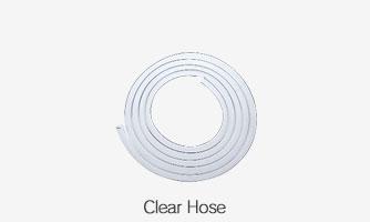 ADA Clear Hose прозрачные трубки для фильтра
