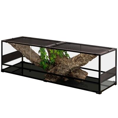 Террариум REPTI-ZOO Terrarium Giant RK0229 180X60X45см (RZ-RK0229) RK0229 AquaDeco Shop