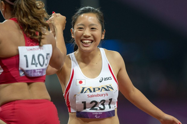 高桑早生 可愛い 画像 パラリンピック
