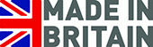 We are proud to display the 'MADE IN BRITAIN' logo across our products and marketing materials, signifying our commitment to UK manufacturing excellence.