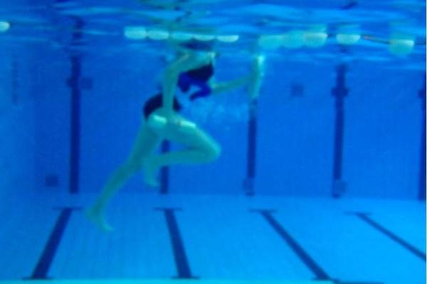 Aqua Training im neuen Jahr