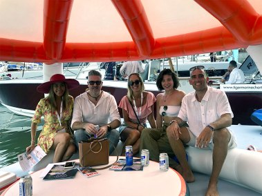 Waterfront Venues for family party