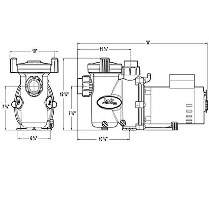 5 Hp Pool Pumps 10 HP Pool Pump Wiring Diagram ~ Odicis