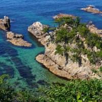Travel to Tottori prefecture 6: Uradome Coast