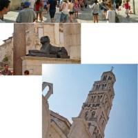 クロアチア・スロベニアを巡って 28: 古代ローマの宮殿スプリット 2
