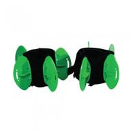 Low Resistance Green Leg Fins