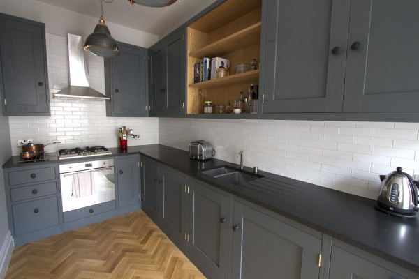 Black Granite Countertops Styles Tips Video Infographic