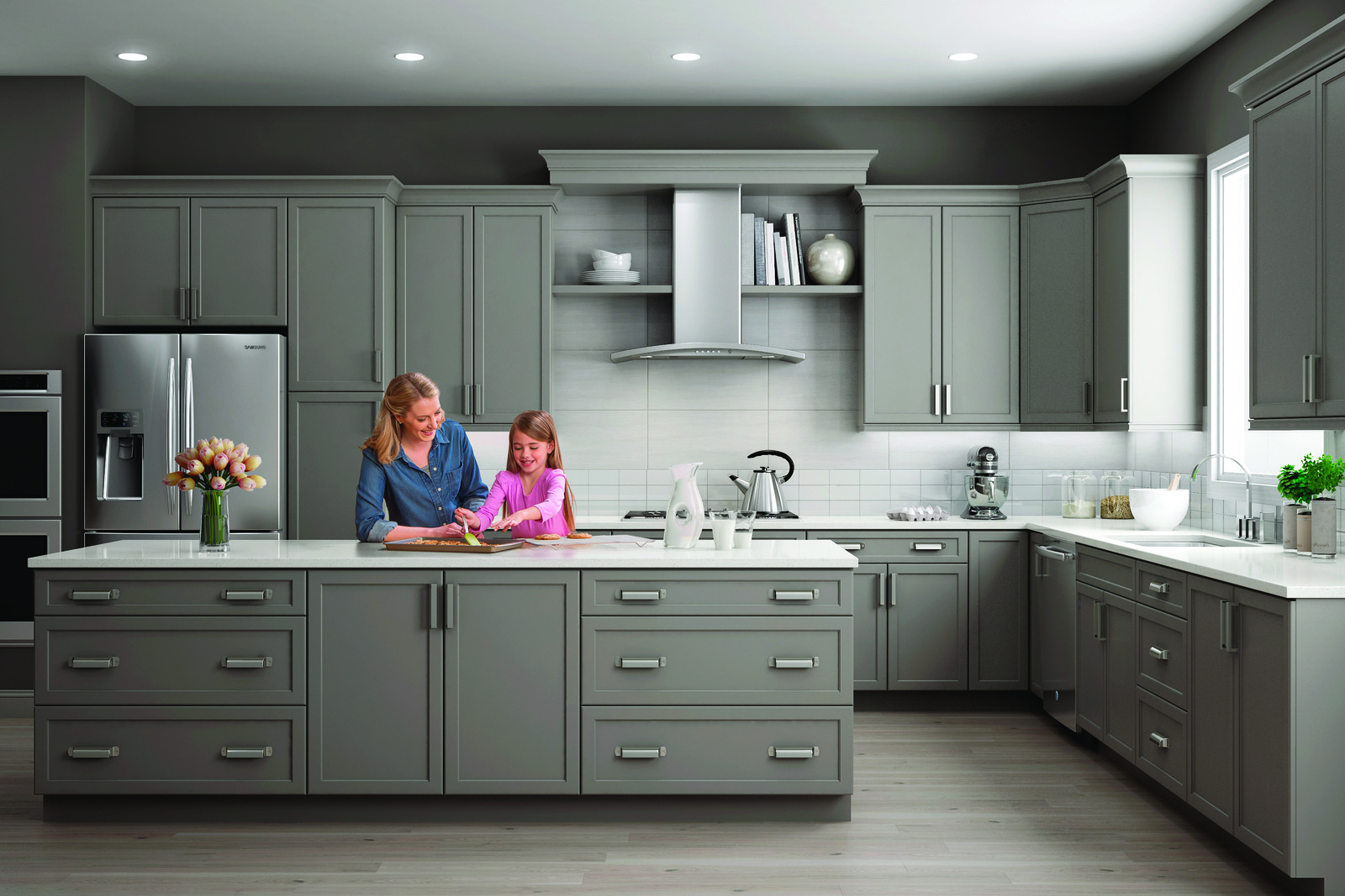 Wolf Cabinets Modern  Traditional Styles for Happy Kitchens