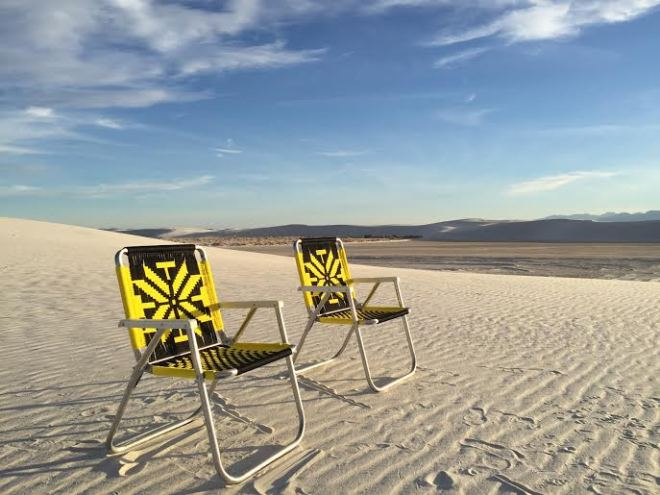White Sands Chairs