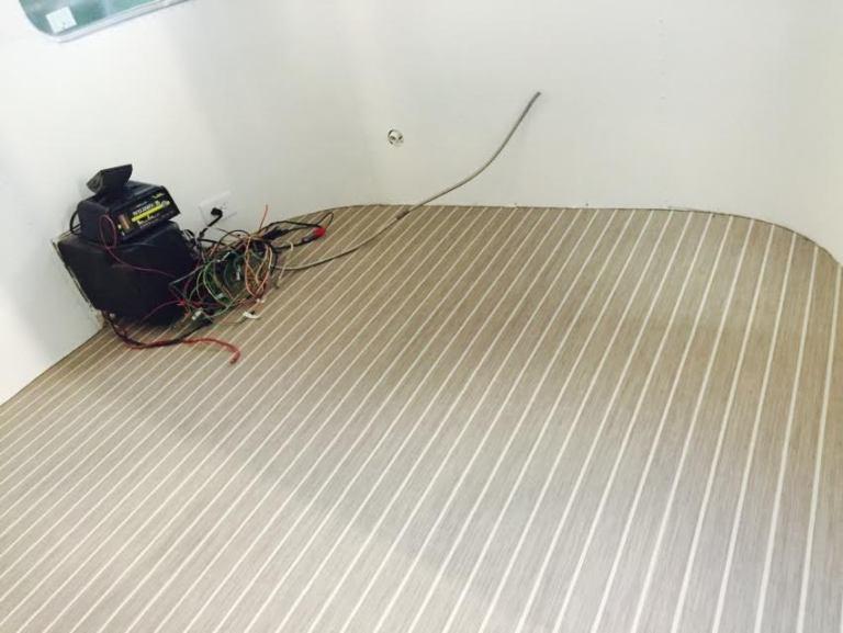 Better Than Teak airstream flooring