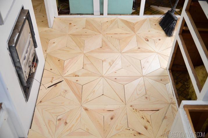 DIYGeometricWoodFloorvintagerevivals.com281