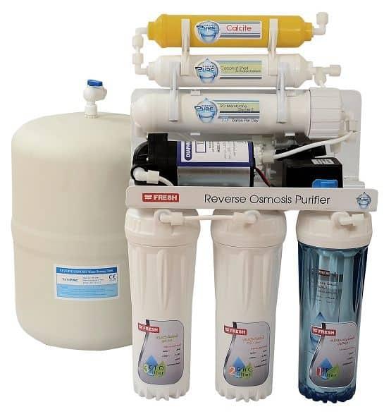 فلتر مياه فريش اكسترا أر أو 7 مراحل