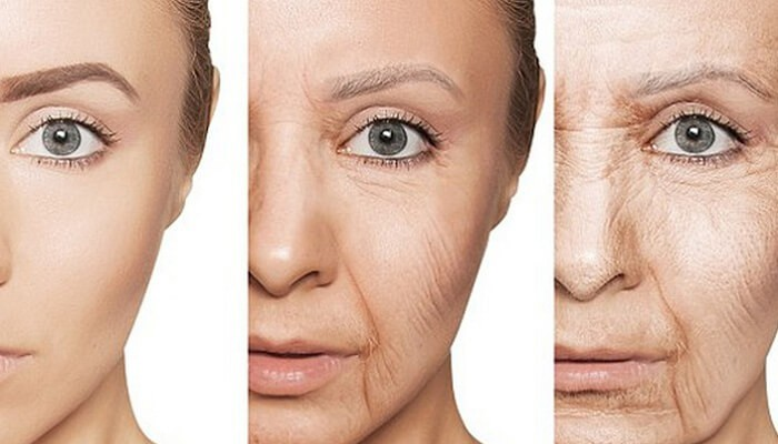 Late sleep seriously affects the skin
