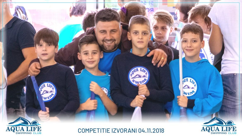 Competitie Izvorani 04.11.2018