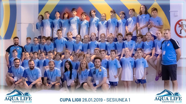 Cupa LIGII 26.01.2019