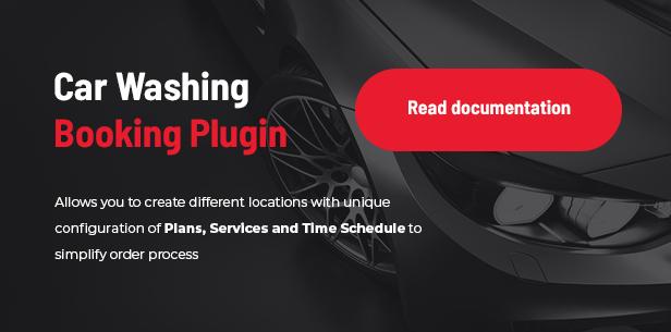 Aqualine - Car Washing Service with Booking System WordPress Theme - 4