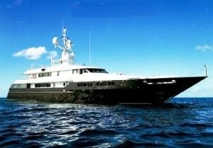 Giorgio Armani Designed Super Yacht Mariu