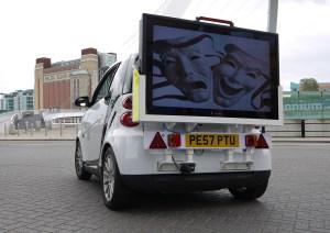 UK Mobile TV Screens