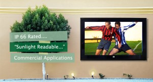 Outdoor TV Display Screens For Pubs & Sports Bar