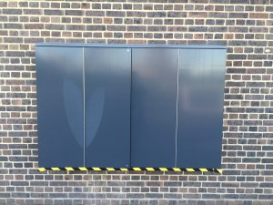 Outdoor TV Security Cabinets