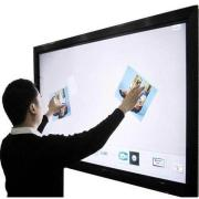 Touch TV Menu & Map Display